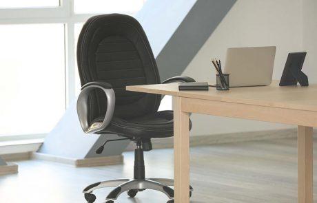 איך לבחור כיסא משרדי?